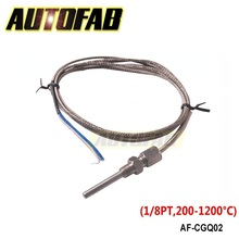 AUTOFAB-Replacement for Defi Link and for Apexi gauge/meter Exhaust Temperature Sensor (AUTOFAB's guage) For honda fit AF-CGQ02(China)