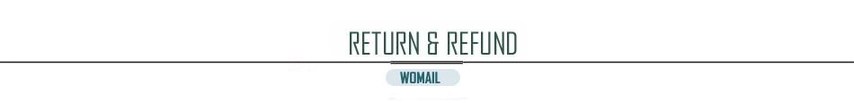 Return