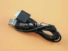 10pcs/lot For PlayStation Portable PSP Go PSP-N1000 N1000 to PC Sync Wire Lead USB Charger Cable Data Transfer Charging Cord(China)