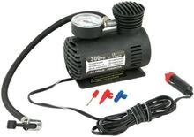Portable Mini Auto Air Compressor with Car Charger,Inflator Pumps For Car/Toy/Ball/Bicycle (DC 12V/10~250PSI)