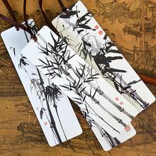 Freeshipping 5 sets MoZhu bookmarks 4 pieces/set Chinese wind collection of creative birthday gift Lovely gift