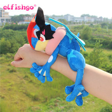 2017 Plush Greninja Stuffed Animal Doll Cute Toys Christmas Kids Gift 26cm(China)