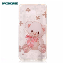 1x Phone Case for Samsung J3 Pro J3110 5.0 inch Cartoon Pattern Soft TPU Girl Children Lovely Cute Beautiful Cover