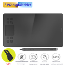 Pen Tablet Game Graphics Drawing OSU VEIKK Battery-Free USB Signature Touch A50 TYPE-C