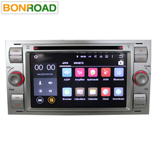 "7""2din Android 5.1.1/7.1.2 RK3188 Quad Core 1.6G*4 Cortex A9 Car GPS Navigatio For Mondeo/Focus/Transit/C-MAX With Wifi Radio"