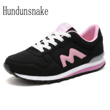 HUNDUNSNAKE 2017 Women Sneakers Ladies Sport Shoes Running Cheap Female Jogging Krasovki Sapatos Femininos Chaussure Femme H-076