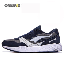 ONEMIX original onemix speed of 7 men's running shoes branded breathable walking outdoor chaussures de sport  free shipping 1106