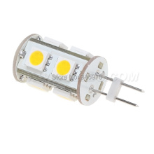 DHL/EMS FREE G4 LED BULB 1W LED Light 12VDC 9LED 5050SMD Commercial Engineering Indoor Sailing lighting Lamp High Power