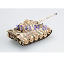 EASY MODEL 36298 1/72 Assembled Model Scale Finished Model Scale Tank King Tiger Tiger II Schwere Pz.Abt.503 Schwere tank #323(China)