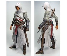 "NECA Assassins Creed 7"" Assassin's Creed 1 Altair Player PVC Action Figure Toy Free Shipping"