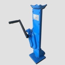 10Ton Mechanical steel lifting jack industrial lifting equipment stand(China)