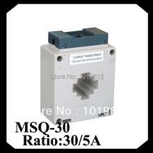 MSQ-30 30/5A CLASS:1.0 1.5VA ac current transformer low voltage current transformer high accuracy(China)