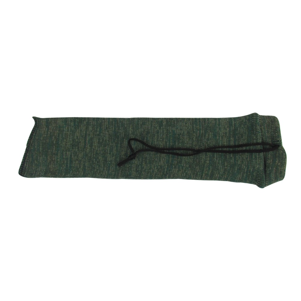 Tourbon-Silicone-Treated-Pistol-Gun-Knit-Firearm-Socks-Green-Fishing-Reel-Cover-Handgun-Protector-for-Shooting