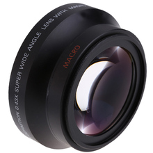 67mm Digital High Definition Super Wide Angle Lens With Macro Japan Optics for Canon Rebel T5i and forNikon 18-105(China)