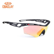 Hot New 28Grams Cycling Sports Polarized Glasses Bicycle Riding Sun UV protection MTB Bike Goggles Eyewear PC lens TR90 Frame(China)