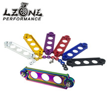 LZONE RACING- Battery Tie Down for Honda Civic 88+ 94+ Integra S2000 EK EJ EG DC2 JR-BTD71
