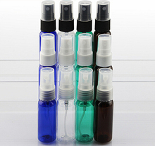 1.13  20ml Portable Mini Empty Perfume Atomizer Bottle Travel Scent Pump Spray Case Hot Sale Pump Bottles 5pcs/Lot