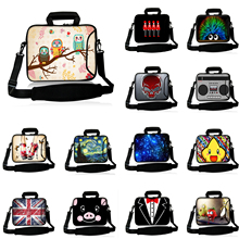 Computer Accessories Laptop 10 12 13 14 15 17 inch Neoprene Portable Carry Bolsas Pouch Protector For Dell Acer HP Macbook Asus