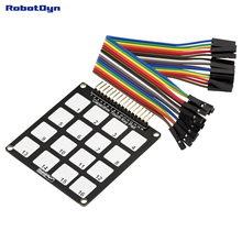Capacitive Touch keypad for Capacitive module. 16 keys(China)