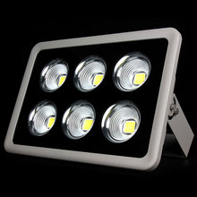 2pcs Led Floodlight 300W COB Led Outdoor Light Spotlight Waterproof Outside Street Lamp Led Reflector Lighting IP66(China)