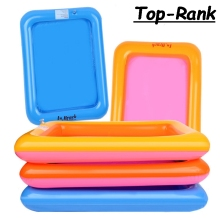 TopRank Play Dough Inflatable Sandbox Set Kit Sand Begin Kids Baby Ability Playdough Polymer Clay high quality Beach Traning Toy