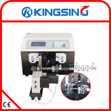 Automatic Computer Cable Cutting & Stripping Twisting Machine KS-09W  + Free Shipping by DHL air express (door to door service)