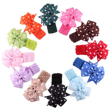 Durable Beautiful Woman Hair Accessory Cute Babys Headbands Girl's Headband  Flower Head Wear  Wave Bandeau