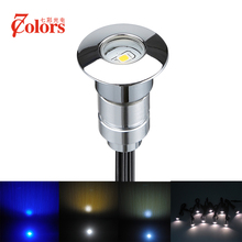 Waterproof  IP67 LED Floor Lamp for Garden Low Voltage 12V Dusk Deck Light Aluminum Laminate Floor Lamps for Patio Paver
