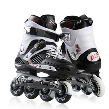 Adult Inline Skates Professional Slalom Roller Skating Shoes Sliding Free Roller Skating Good Quality As SEBA Patines DLF IA23(China)