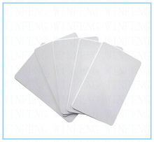 1000pcs/lot 125khz rfid TK4100 smart chip blank card proximity id card 64-bit read-only for hotel door lock system(China)