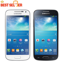 Original Samsung Galaxy S4 Mini I9195 Cell Phone 3G 4.3''Touch NFC WIFI GPS 8MP Camera refurbished Phone Free Shipping
