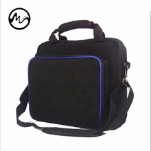 MINCH PS4 Bag Travel Storage Carry Case Waterproof Protective Bag for Play Station 4 Shoulder Bag Handbag(China)