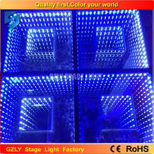 Free Shipping 10pcs/lot 3d mirror led dance floor supplier wedding disco dj party dance floo