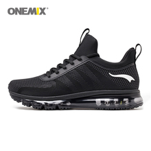 Buy Onemix high top men running shoes shock absorption sports sneaker breathable light sneaker outdoor walking jogging shoe 1191 for $64.31 in AliExpress store