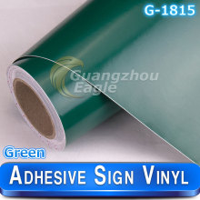 1.06*33m Glossy Green Adhesive Sign Vinyl & Plotter Cutting Vinyl Free Shipping