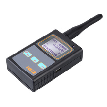 Mini Ce Certificated Frequency Counter Handhold Meter for Two Way Radio Transceiver GSM 50 MHz-2.6 GHz LCD Display(China)