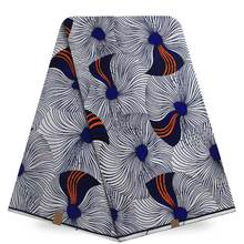 cheap wholesale african fabric real wax print 100% cotton fabric nigerian wax fabric african ankara fabric