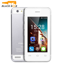 "Melrose S9 3G MTK6580A Quad Core Mobile Phone 8GB ROM Smart Pocket Phone Dual Core 2.4"" Android 5.1 Mini Tiny 1050 mAh Cellphone(China)"