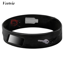 Vertvie Sport Safety Protection Waist Support Men Women Wide Breathable High Elasticity Belt Back Support Running Pockets Bags(China)