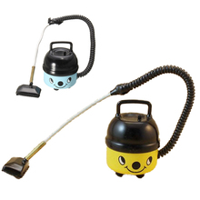 Dollhouse Vacuum Cleaner Mini Pretend Play Toys Thumbnail Domestic Helper Funny Children Kitchens Toys For Girls BM016(China)