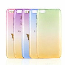Case For Xiao Mi 5 Mobile Phone Shell Gradation Color Plain Glossy Case Dirt-resistant Protect the cell phone Abstract New Style(China)