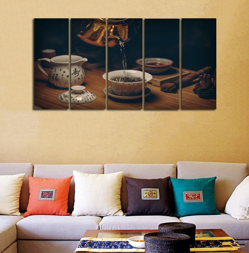 5-Pieces-Set-UNFRAMED-Painting-Chinese-Traditional-Tea-Culture-Canvas-Wall-Art-HD-Printing-Living-Room (4)