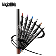 12 Color Professional Make Up Matte Eye Shadow Glitter waterproof Eyeshadow Pencil Pen Makeup Set Kit Tool maquiagem sombra