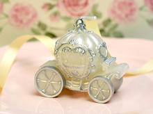 Carriage Shaped Candle baby shower baptism party favor children birthday gift present novelty