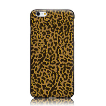 Case For iphone 6 6S Cover Bold Luxury WILDLIFE Animal Jaguar Leopard  Print PC Hard Phone  Back Housing SKU- (2)