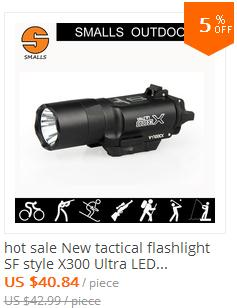 X300U flashlight CL15-0040