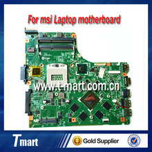laptop motherboard for msi GE40 MS-14921 VER1.0 PGA947 DDR3 system mainboard fully tested