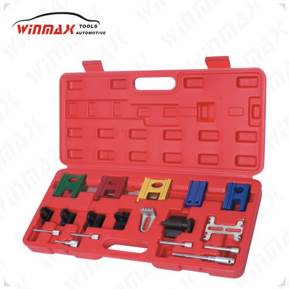 WINMAX PROFESSIONAL AUTO TWIN CAN(MULTI-VALVE) ENGINES TIMING TOOL KIT WT04788<br><br>Aliexpress