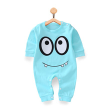 Fashion Cartoon Newborn baby clothes long sleeve baby rompers 100% cotton baby boys girls clothing jumpsuit infant clothing