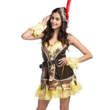 Free Shipping SSexy Ladies Fancy Dress Costume